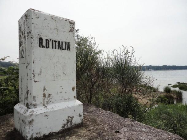 Здесь заканчивается Италия