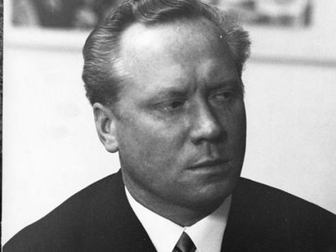 Георгий Санников— атташе советского посольства в Берлине, 1960-е годы.